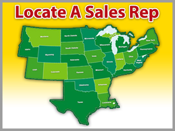 Locate A Sales Rep Map